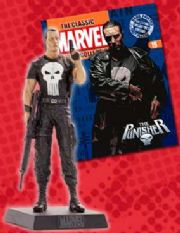 Classic Marvel Figurine Collection #019 Punisher Eaglemoss Publications
